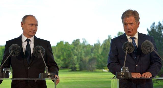 Putin tuleb 100. aastapäeva puhuks Soome