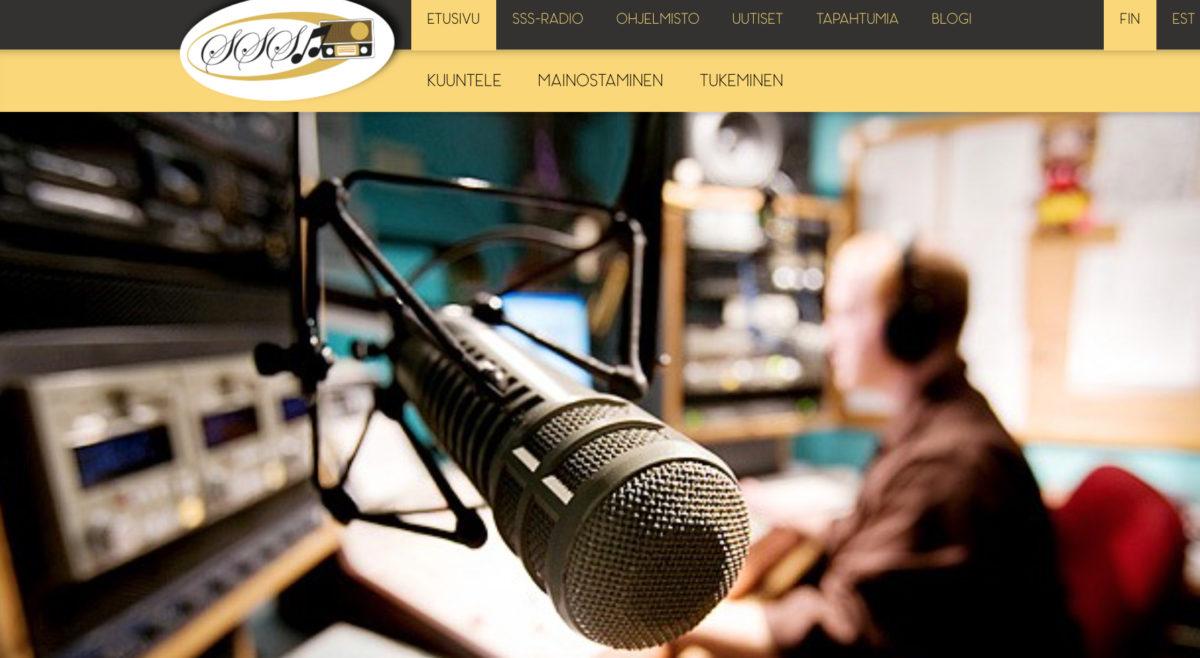b48d43774c1 Soomekeelne SSS-Raadio sai Eestis esimese võõrkeelse raadiojaamana püsiva  tegevusloa - eestinen
