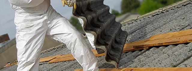 Päeva leid: asbestipurkutyöntekijä