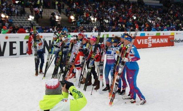 Soome naised said teatesõidus MM pronksi
