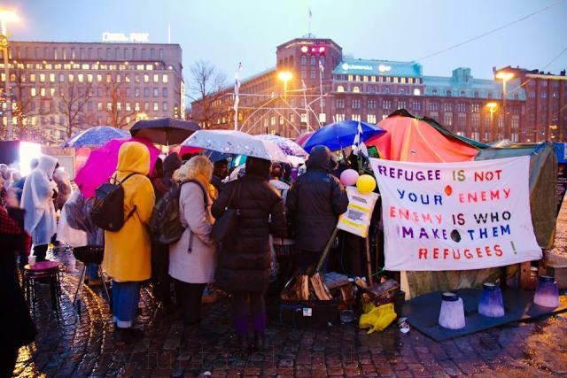 Karm tõde: pagulased Soome majandusele midagi juurde ei anna ja on pigem suur koorem
