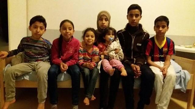 Soomest tahetakse välja saata seitsmelapseline Iraagi pere