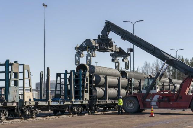 Miks ehitatakse Eesti ja Soome vahele 250 miljoni eest gaasijuhe, kui see majanduslikult ära ei tasu?