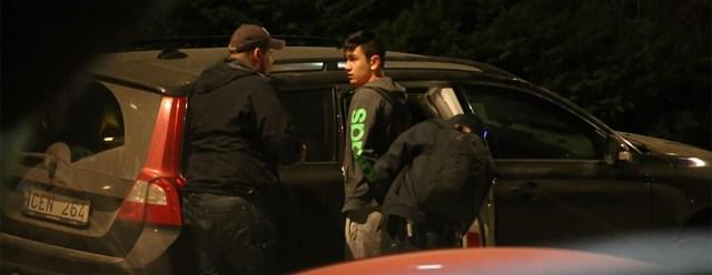 Rootsi politsei pidas kinni valed mehed, terrorist võib olla endiselt jooksus