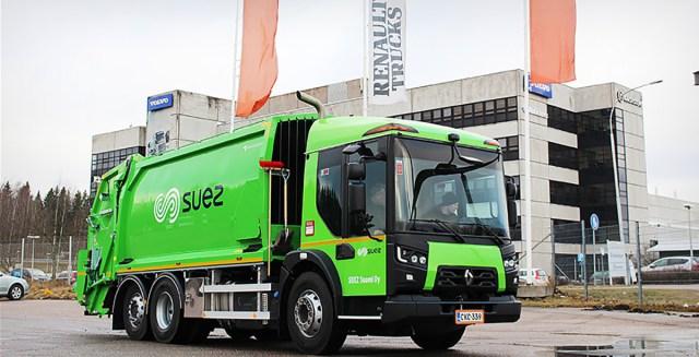 Päeva leid: jäteauton kuljettaja