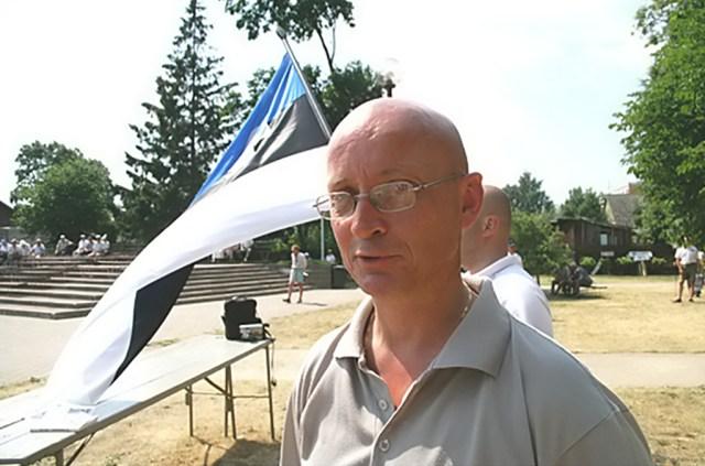Risto Teinonen soome raadiole Eestis: olen pagenduses Valka linnas
