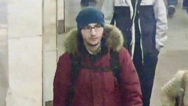 Peterburi plahvatuse korraldamises kahtlustatakse kirgiisi päritolu kodanikku