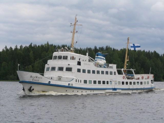 Lappeenranta kummituslaev müüdi 2000 euroga Eestisse