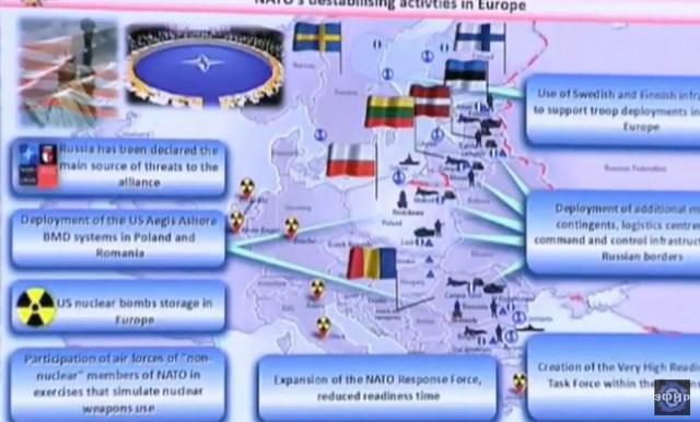 Venemaa peab Soomet ja Rootsit NATO liikmeteks