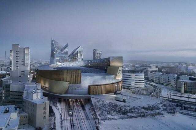 Soome korraldab 2022. aasta jäähoki MM-i