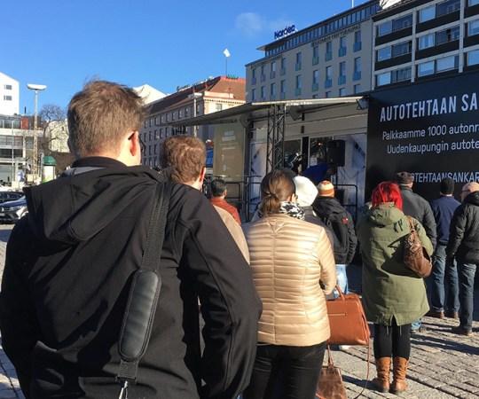 Noorte meeste töötus on naistest kõrgem kõigis Soome maakondades