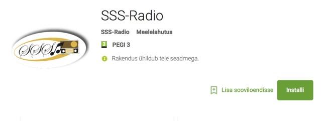 Soomekeelne raadio Eestis sai omale mobiiliäpi