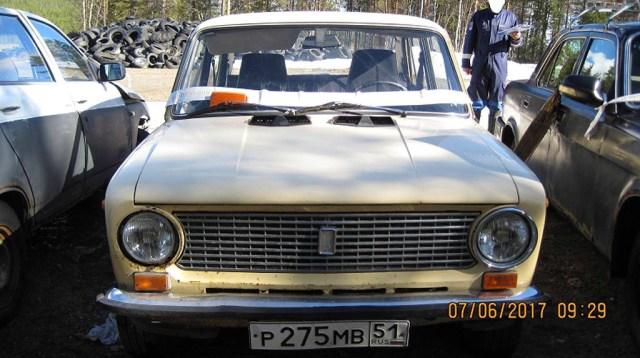 Soome toll paneb oksjonile pagulastest maha jäänud Vene autod