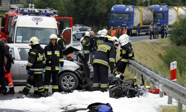 Lõuna-Poolas hukkus mootorrattaõnnetuses soome abielupaar