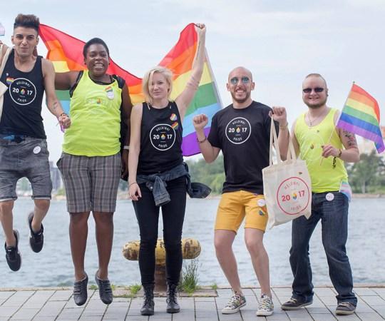 """Skandaal Soomes: kristlik telekanal nimetab homofestivali Pride """"Jumala-vastaseks saastaks"""""""