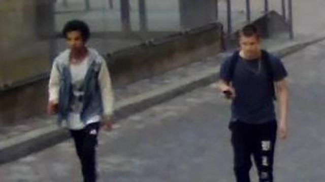 Helsingis rööviti naist, kas tunned ära pildil olevad isikud?