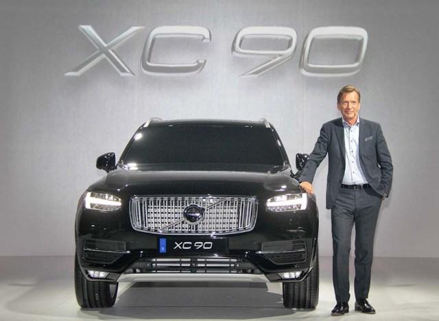 Volvo varustab kõik autod alates 2019. aastast elektrimootoritega