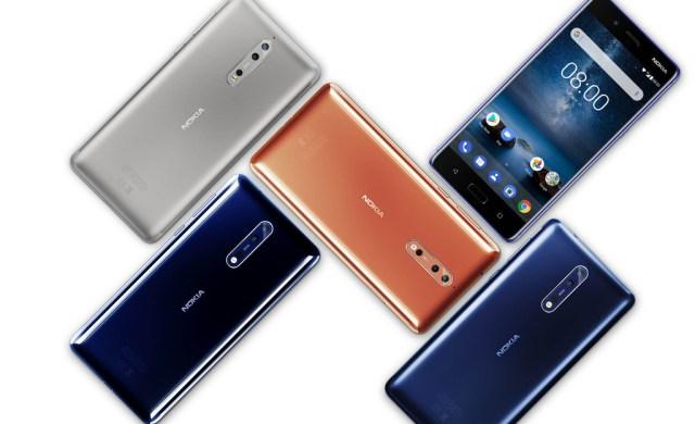 Nokia 8 – uus revolutsiooniline telefon
