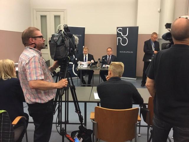 Soome kaitsepolitsei: tegemist on esimese terroriaktiga Soomes