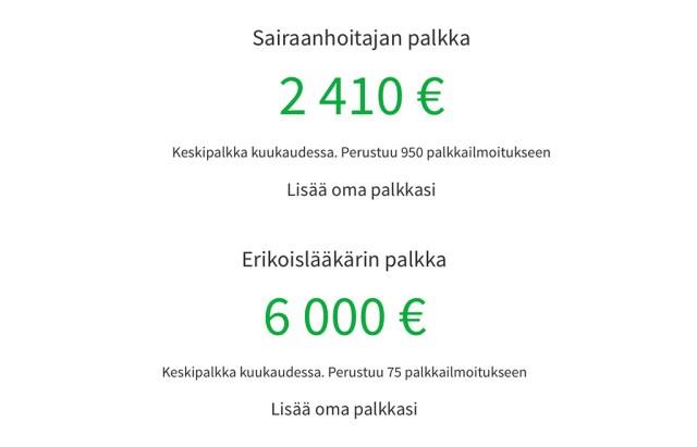 Soomes värvatakse kõvasti arste ja õdesid