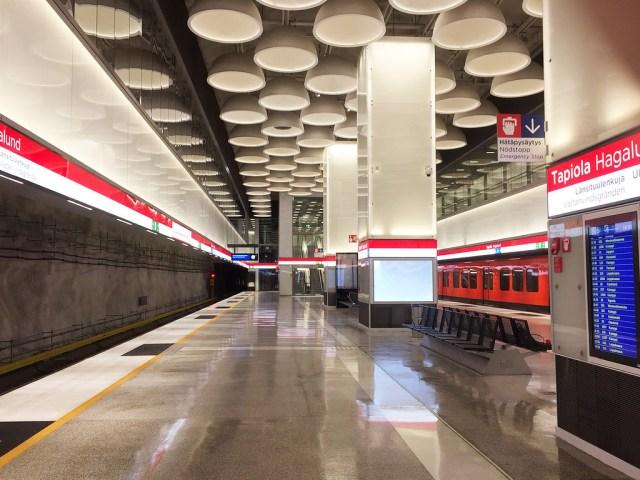 Helsingi metroos on oodata taas seisakuid, põhjus on sama: Länsimetro proovisõidud