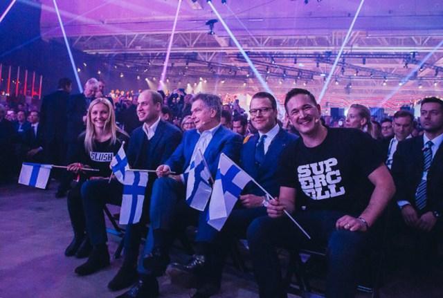 Kõik on kohal: Helsingis algas startup-festival Slush