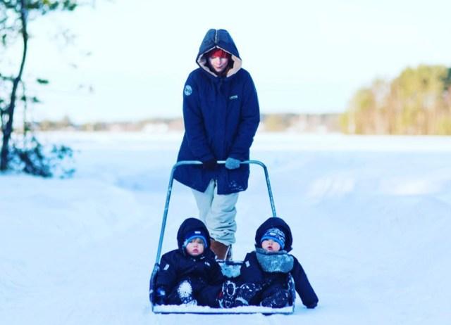 Soomes ei taha paljud naised teadlikult lapsi, kuna lapsed kahjustavad keskkonda