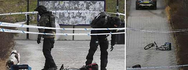 Stockholmi plahvatus: kohal on pommirühm, tegemist võis olla granaadiga