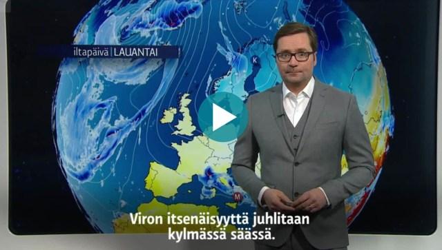 Soome TV teadustas ilma eesti keeles