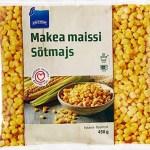 Külmutatud maisi söömisel on Soomes surnud kaks ja haigestunud 14 inimest – listeriaga saastunud maisi võib esineda veel kodudes