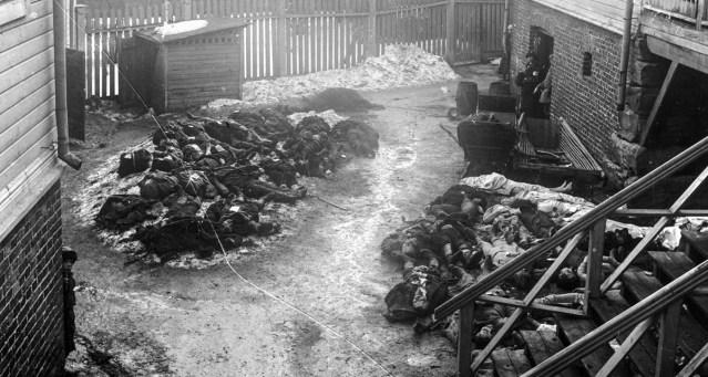 Koledused Soome kodusõjas: punastel vangidel lõigati päid otsast ja naised lasti maha koos lastega