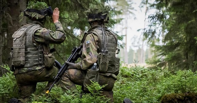 Üllatav areng: Soome sõjaväes suureneb vaimsete häirete hulk