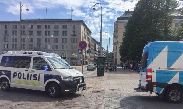 Helsingis käivad ettevalmistused tippkohtumiseks: kanalisatsioonikaevude kaaned keevitatakse kinni