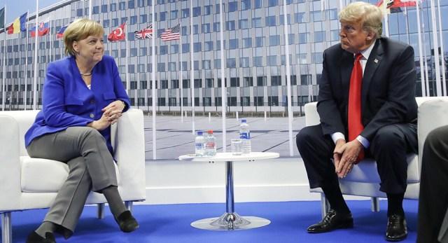 Soomlane arvab: Merkel ajab samasugust poliitikat kui Trump