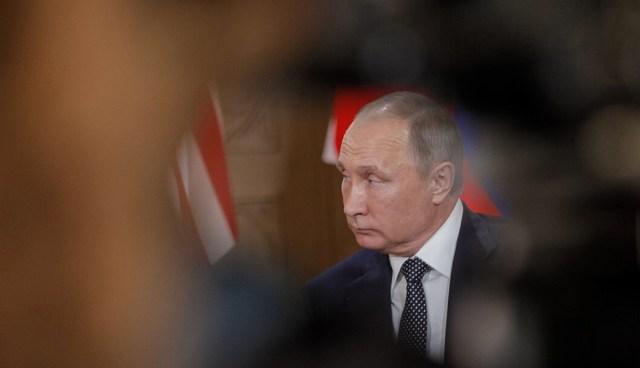 Putin: Ukraina sõda jätkub, kuni võim vahetub