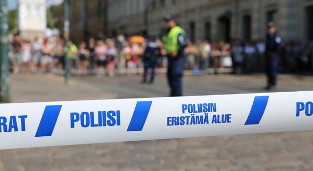 Soome siseminister: Nädalavahetusel tulistati kokku kolme politseinikku