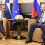 Soome president tänas Putinit