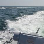 Saksa sõjalaev rikkus Soome merepiiri