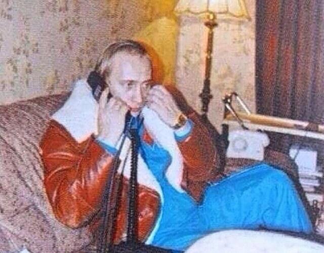 Saksa arhiivist leiti üles Putini agendikaart