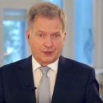 President Niinistö pagulaste vastuvõtmise kohta: Soome peaks vastu võtma eriti lapsi ja tüdrukuid