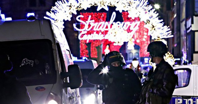 """Strasbourgi terrorist karjus: """"Allahu akbar!"""" ja avas automaadist tule"""