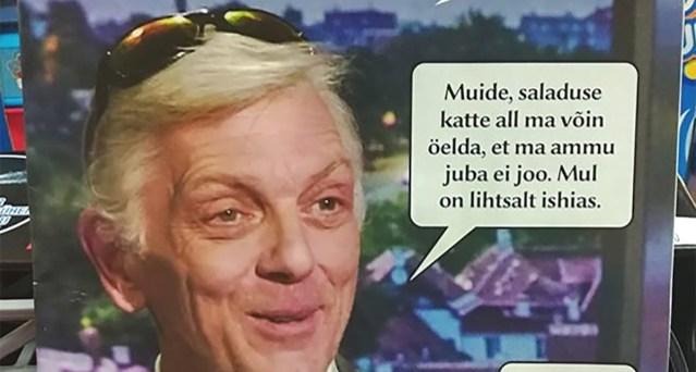 Eestis jõudis müügile värske ajakiri Torkaja, päevakangelane on Tarand