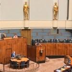 Soome parlamendis lõppes ELi tugipaketi teemaline arutelu – Tynkkynen rääkis enam kui 8 tundi