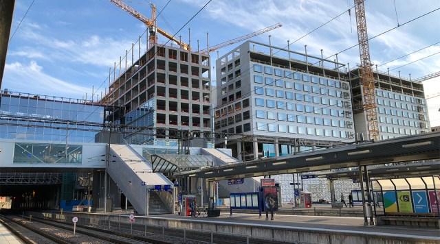 Täna avatakse Helsingis Soome suurim kaubanduskeskus Tripla