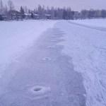 Soome uisurajal tegutses saripuurija