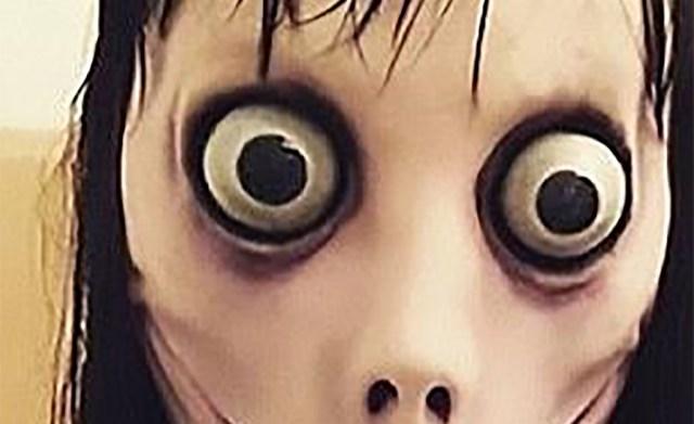 Briti lapsevanemad on paanikas: Momo on tunginud laste-äppidesse, käseb juuksed maha lõigata ja end põlema panna