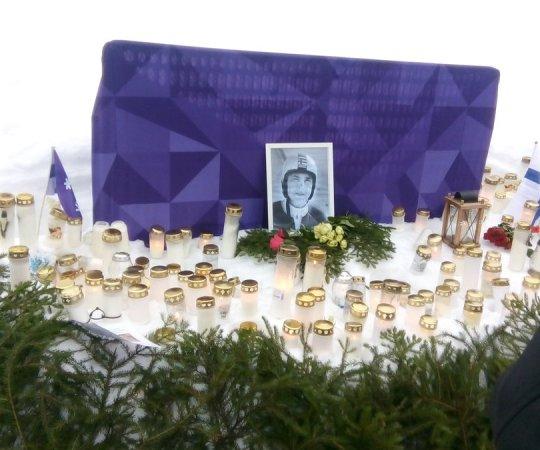 Matti Nykänen maetakse 2. märtsil oma isa Ensio kõrvale