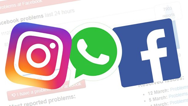 KUUM: Facebook, Instagram ja WhatsApp tõrguvad üle maailma