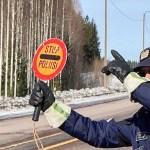 Soome tulnud ja autoga kiirust ületanud välismaa mees saadeti kohe maalt välja