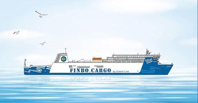 Eckerö Line seoses uue laevaga: reaktsioonid Eestis on liialdatud ja reaalsustaju kadunud